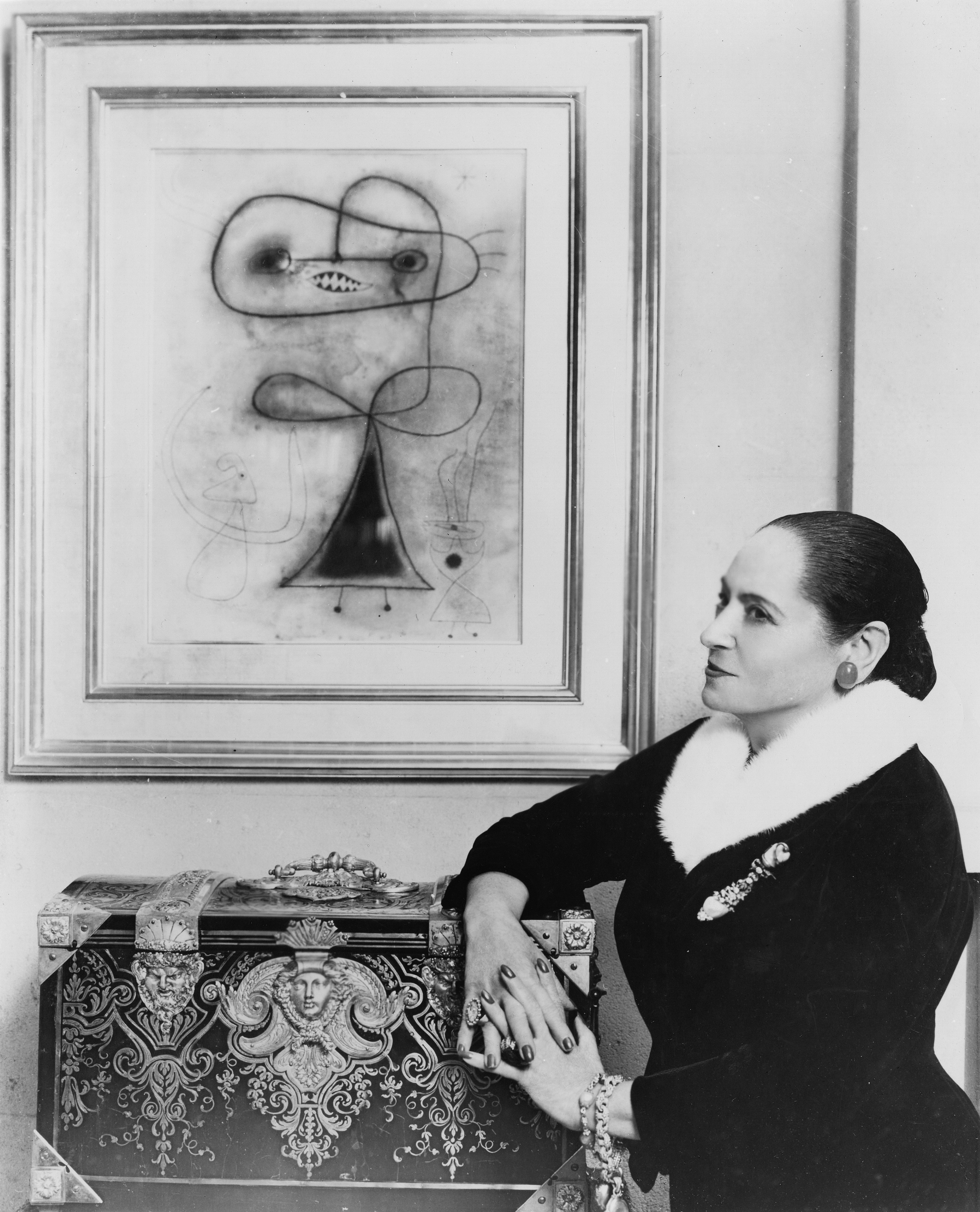 4c3b1dfe8ba Helena Rubinstein's and Harry A. Franklin's Shared Passion for African and  Oceanic Art