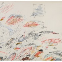 24. Cy Twombly