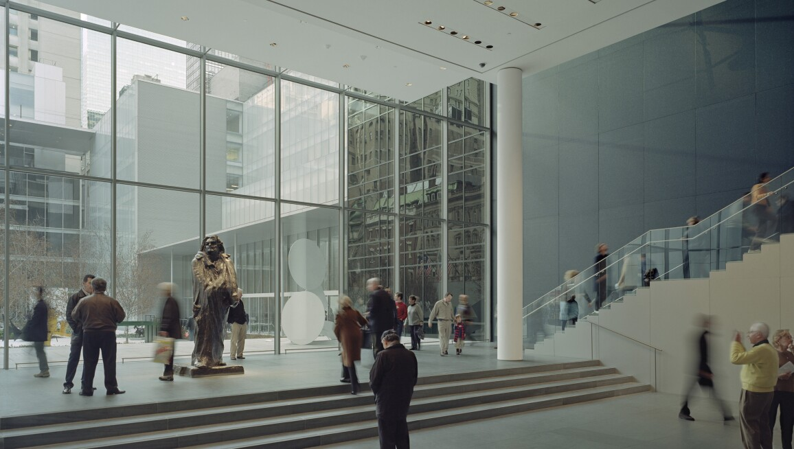Interior View, The Museum of Modern Art