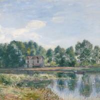 15. Alfred Sisley