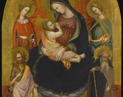 21. Master of the Straus Madonna