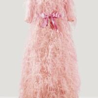 29. balenciaga haute couture, automne-hiver 1965-1966