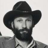 Bruce Nauman (gelatin silver photo)
