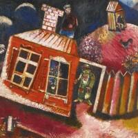 34. Marc Chagall