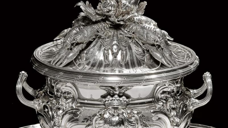 A Spectacle of Silver from the Greatest Silversmith of the 18th Century