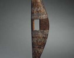 6. a parrying shield, riverina, new south wales mid-late 19th century |