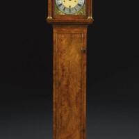 30. thomas tompion, no.325. a walnut month-going longcase clock, london, circa 1699