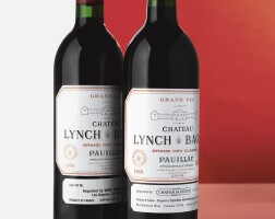 1279. chateau lynch bages 1989