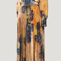 94. yves saint laurent haute couture, automne-hiver 1969-1970