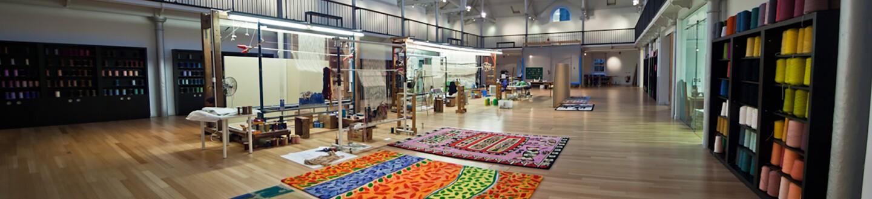 Dovecot Studios_Weaving Floor_Credit Chris Sccott.jpg