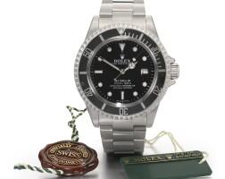 106. Rolex