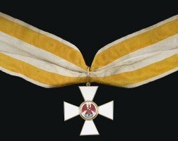 45. prussia, order of the red eagle |