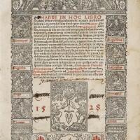 40. bible in latin, trans. sanctes pagninus