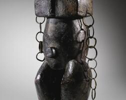 6. statue, zande,république démocratique du congo |