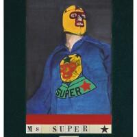 5002. sir peter blake, r.a.   ms super