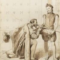 453. Jean-Auguste-Dominique Ingres