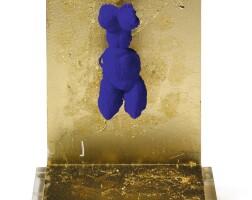 2. yves klein | petite vénus bleue
