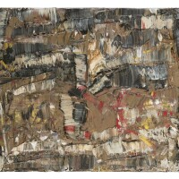 145. jean-paul riopelle   composition