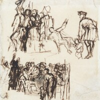 19. sir david wilkie, r.a. | a collection of studies