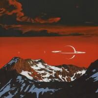 "7. miller, ron. ""saturn as seen from titan,"" 1972"