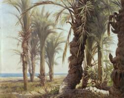 7. jean-baptiste-arthur calame | palmiers de bordighera