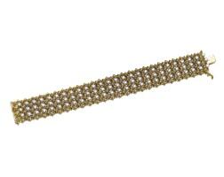 28. diamond bracelet, cartier