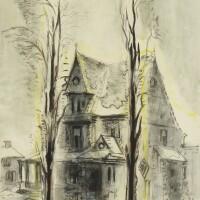 5. Charles Ephraim Burchfield