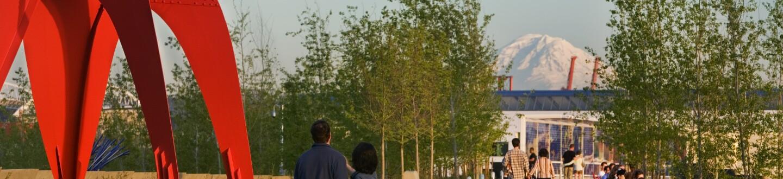 Exterior View, Olympic Sculpture Park