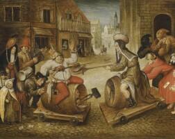 112. Pieter Brueghel the Younger