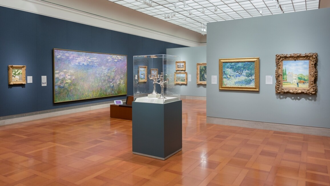 Interior, The Nelson-Atkins Museum of Art