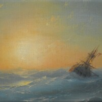 2. ivan konstantinovich aivazovsky