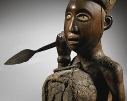 102. statue, kongo, république démocratique du congo |
