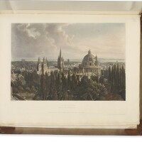 2. ackermann, rudolph. 'a history of the university of oxford, its colleges, halls, and public buildings'. london: r. ackermann, 1814. 3 vols