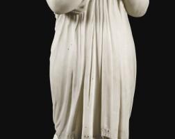 17. thomas ballamerican, 1819-1911after a model by sir francis legatt chantrey (1781-1841)   lady louisa jane russell