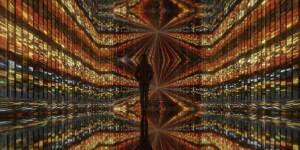 Machine Hallucinations – Space : Metaverse - Mint Verison