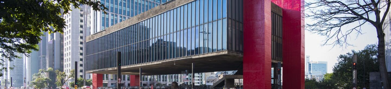 Exterior View, Museu de Arte de São Paulo Assis Chateaubriand