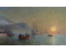 8. ivan konstantinovich aivazovsky