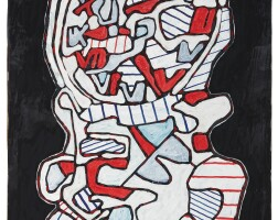 152. Jean Dubuffet