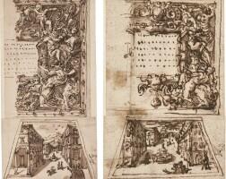 20. florentine school, second half of the 16th century