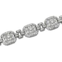 11. diamond bracelet