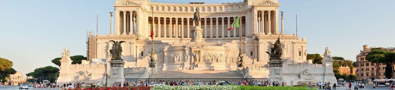 Altare della Patria or Vittoriano