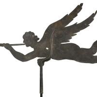 1267. angel gabrielamerican school, 19th century | angel gabrielamerican school, 19th century