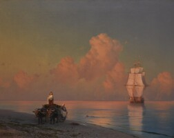 9. ivan konstantinovich aivazovsky