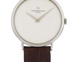 209. 江詩丹頓(vacheron constantin) | 2138型號白金腕錶,年份約1974。