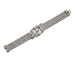 10. diamond bracelet