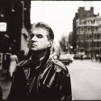 543. neil libbert | francis bacon, charing cross road, london, 1984