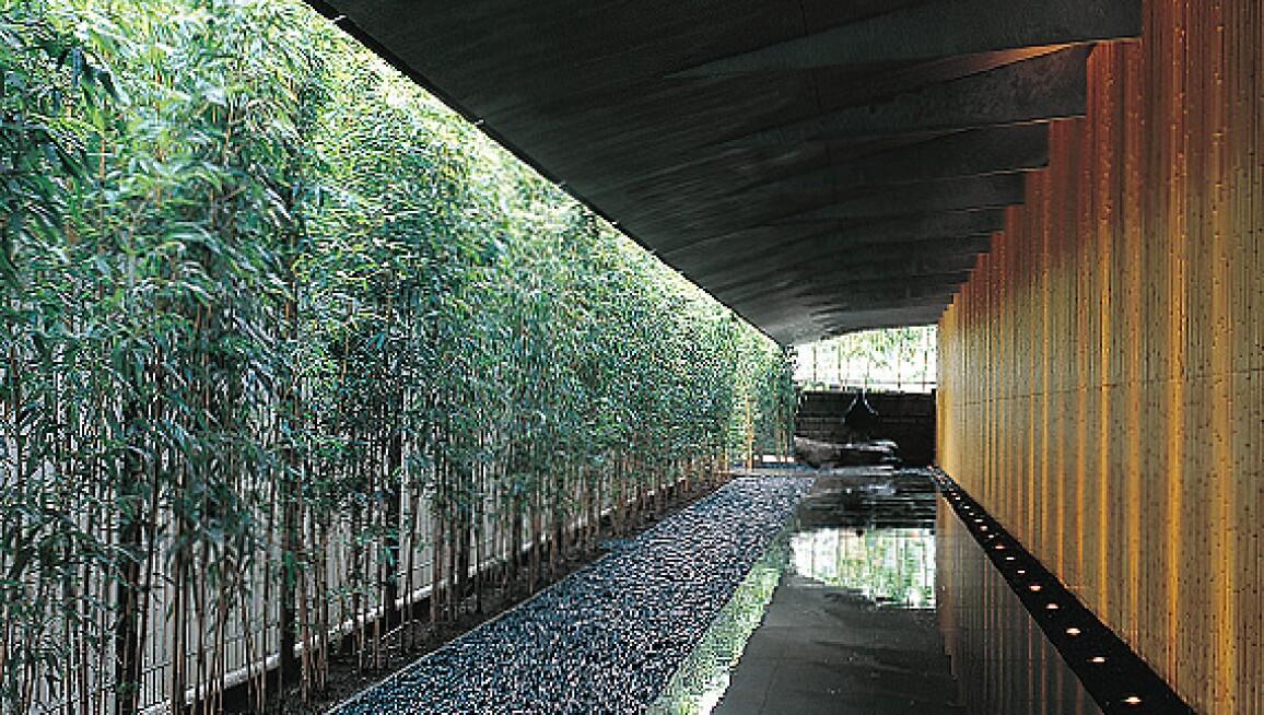 Interior View, Nezu Museum