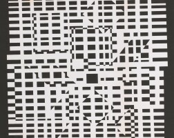 160. Vasarely, Victor -- Guillermo Meneses