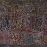 129. mark tobey | homage to the virgin