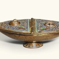 7. french, limoges, 13th century